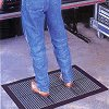 Workforce middle age spread produces anti-fatigue matting keyed to comfort and safety