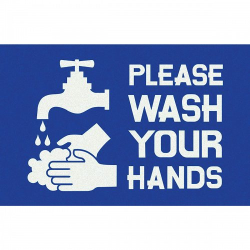 Wash Your Hands Mats