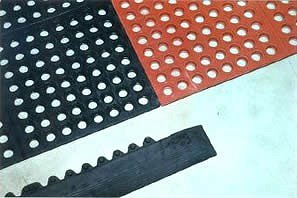 Affordable Modular Safety Matting