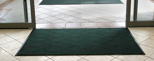 Should you rent or buy mats for your business?